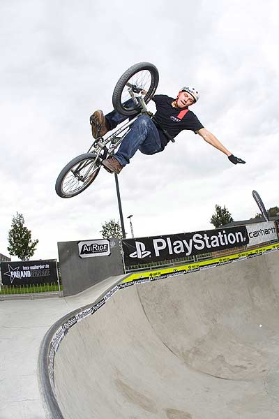 Die Playstation teh Champ Series in Heidenheim Foto: Veranstalter