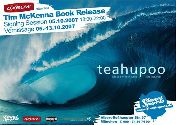 Teahupoo - Tahitis perfekte Welle