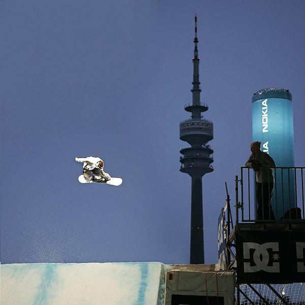 Der Air & Style zählt zu den wichtigsten Snowboard-Events des Jahres.  Foto: Veranstalter