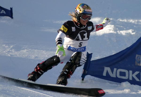 Doresia Krings hofft auf Siegchancen in Bad Gastein.  Foto: FIS, Oliver Kraus
