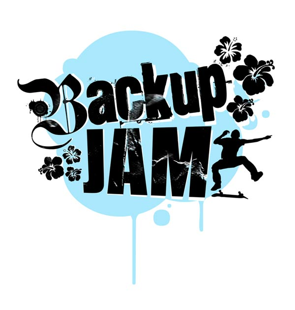 Backup Jam 2008 in Berlin