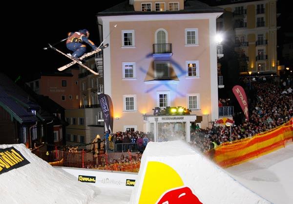 Der Schwede Oscar Scherlin gewann die Red Bull Playstreets 2008.  Foto: Flo Hagena