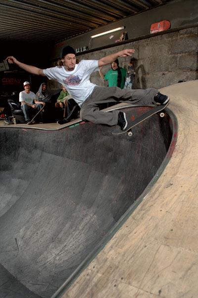 Der Skateboard Contest ist fester Bestandteil des Ästhetiker Jam - Wängl Tängl Foto: Ästhetiker