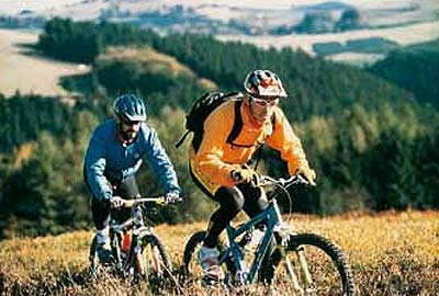 Moutainbike Saison-Opening 2008 Bikepark Willingen Foto: willingen.de