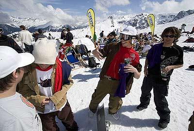 Moves, Tricks and Drinks beim Swinging Spring im Novapark Foto: Veranstalter