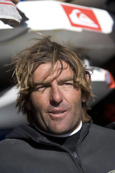 Porträt Antoine Albeau.  Foto: World of Windsurfing