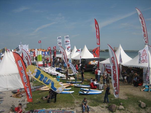 Surf Festival auf Fehmarn.  Foto: Tonix