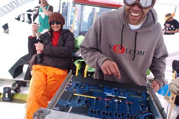 Frühling feiern beim Freestyle Feast (hier 2007). Foto: Jan Zach, Qparks