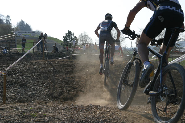 Die Mountainbike Bundesliga in Münsingen.  Foto: Veranstalter