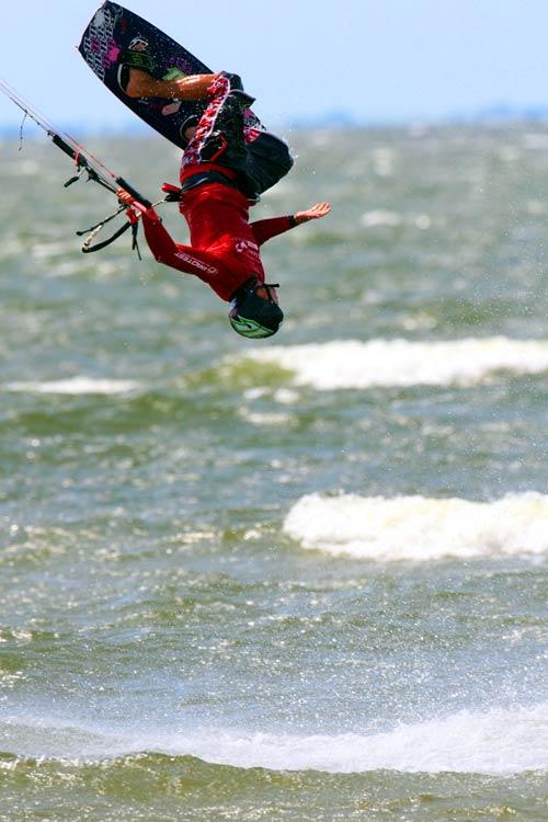 Die Kitesurf Trophy geht in die neue Saison.  Foto: Veranstalter