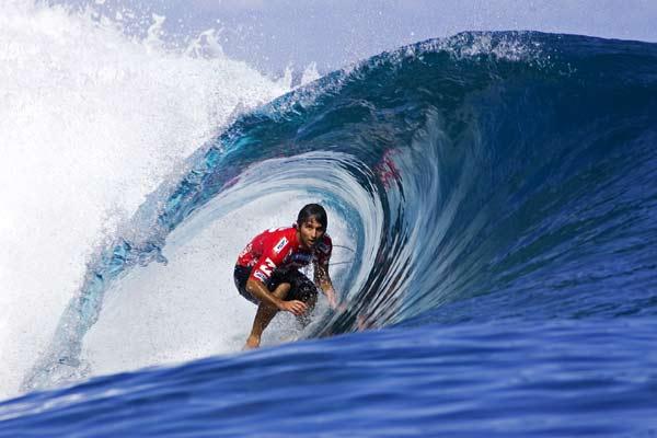 Billabong Pro Tahiti.  Foto: ASP Kirstin