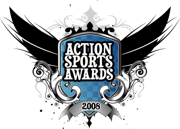 Die Action Sports Awards 2008.