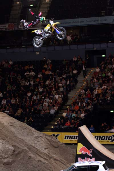 Night of the Jumps in Hamburg 2008.  Foto: Oliver Franke, IFMXF.com