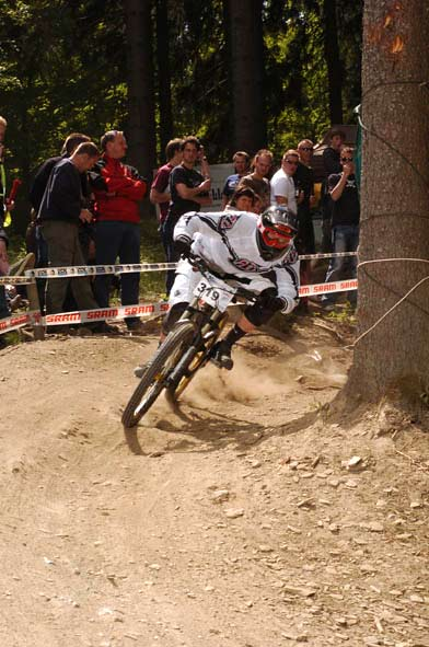Dirt Masters Winterberg 2008.  Foto: Martin Donat.