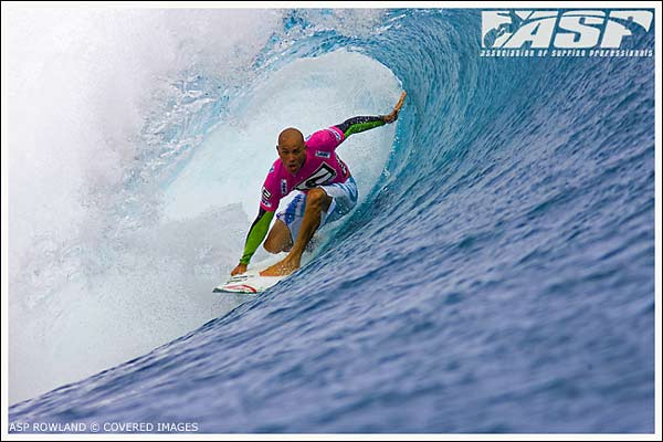 Kelly Slater.  Foto: ASP Rowland, Covered Images