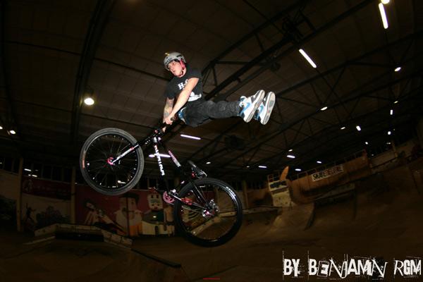 MTB-Rider Martin Kiesewetter.  Foto: privat