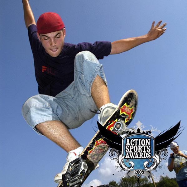 Wer wird Skateboarder des Jahres 2008? Foto: pixelio.de