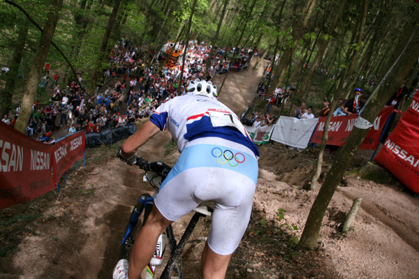 Der Mountainbike Weltcup 2009 wieder in Offenburg! Foto: scheiderbauer.com