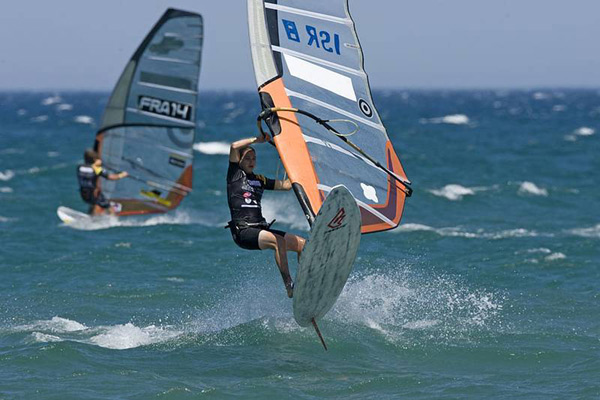 Lee Korzitz.  Foto: Professional Windsurfers Association
