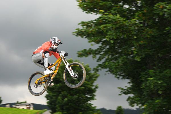Impressionen vom Bike Festival Willingen 2008.  Foto: Veranstalter