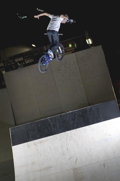 Daniel Dhers gilt auch 2008 wieder als Favorit für die Action Sports Tour.  Foto: Lukas Nazdracrew, Red Bull