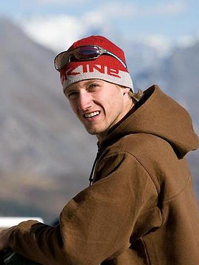 Mario Lenzen aus Garmisch-Partenkirchen.  Foto: privat