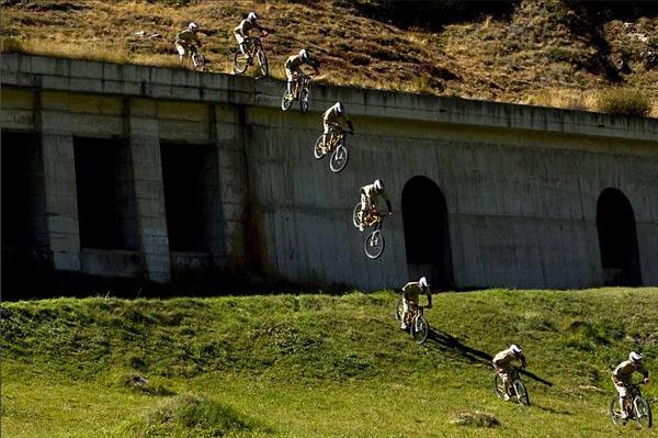 Ambitionierter MTB-Rider und Naturliebhaber Mario Lenzen.  Foto: privat