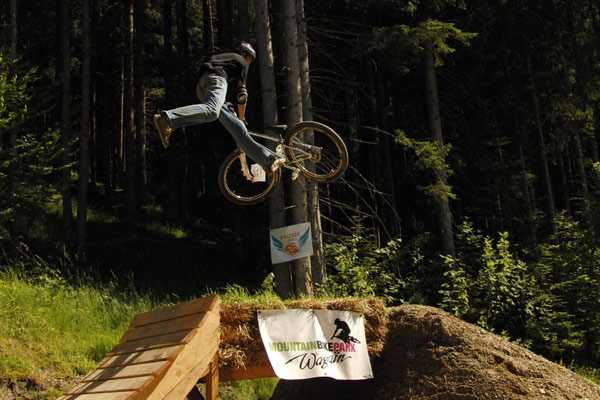 Tailwhip.  Foto: privat