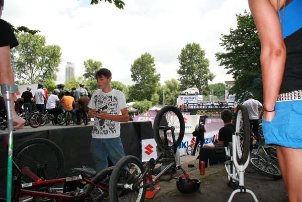 BMX Masters 2008 in Köln
