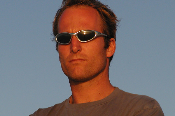 DWC-Fahrer Helge Wilkens aus Hannover.  Foto: privat