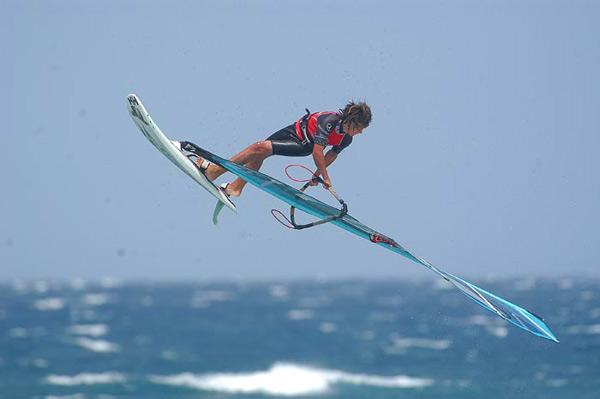 Ausnahmetalent Philip Köster aus Gran Canaria.  Foto: Wolrd of Windsurfing