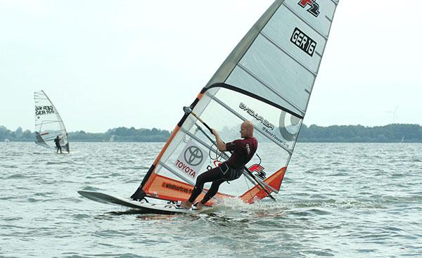Bernd Flessner konnte sicht durch Langers Ausscheiden den Sieg im Racing sichern.  Foto: Veranstalter