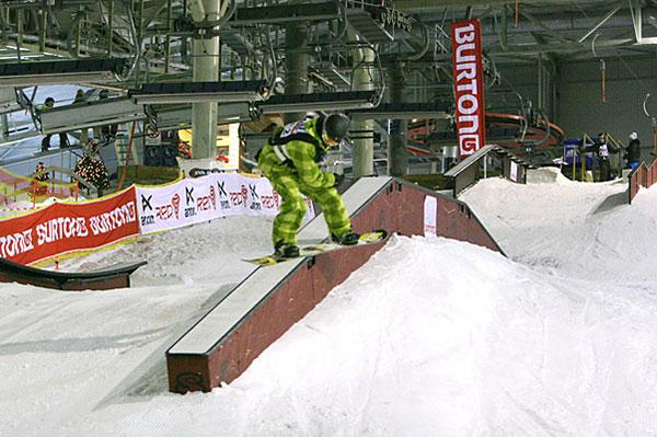 Am 15. August geht es los. Dann steht die Eröffnung des Funparks SnowWorld in Landgraaf auf dem Programm.  Foto: SnowWorld Landgraaf