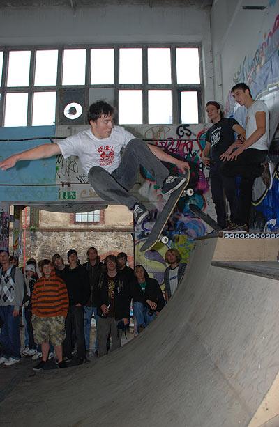 Der 10. Bautzener Skatecontest.  Foto: Dirk Gerhold
