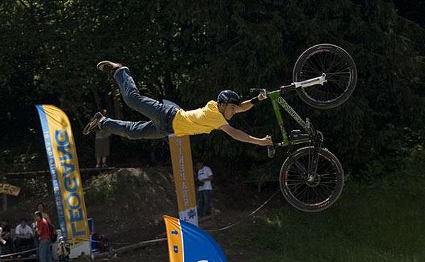 Grant Fielder beim 26TRIX 2007.  Foto: Markus Greber
