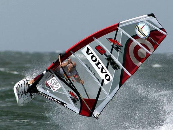 Bernd Flessner: Wave/ Freestyle.  Foto: Stevie Bootz/ Choppy Water