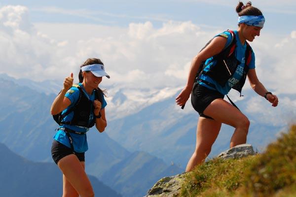 Transalpine-Run 2008 3. Etappe.  Foto: Klaus Fengler