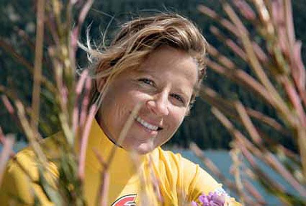 Karin Jaggi.  Foto: Andy Mettler