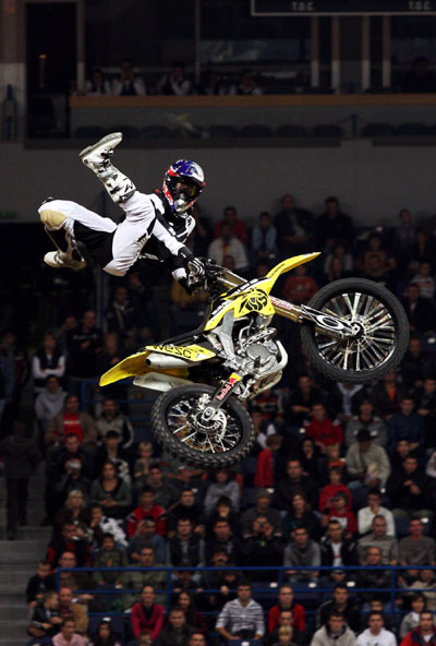 FIM Freestyle MX WM 2008.  Foto: IFMXF.com