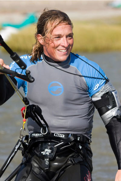 Alexandre Caizergues.  Copyright: www.luderitz-speed.com