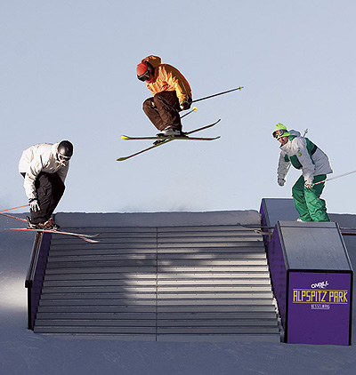 Staircase Ski.  Foto: Veranstalter