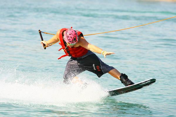 Impressionen von der Cable Wakeboard Europameisterschaft in Bursa.  Foto: Veranstalter