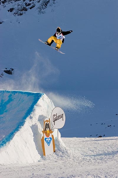 Torah Bright 2007.  Foto: Lorenz Holder