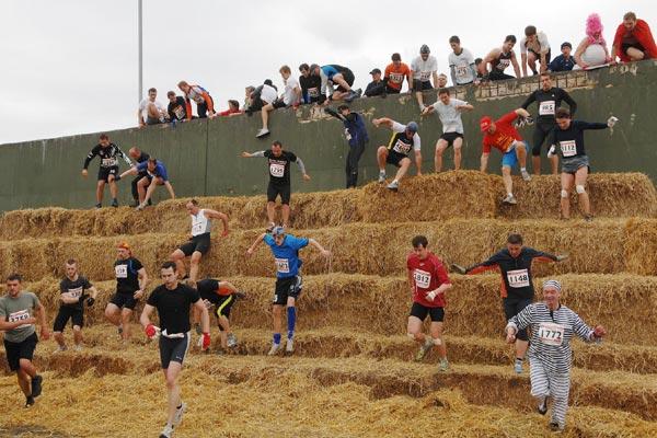 Strong Men Run 2008.  Foto: Veranstalter