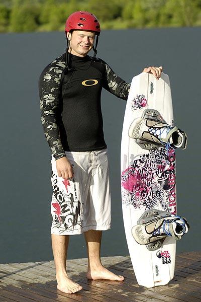 Dominik Theis im Porträt.  Foto: Privat