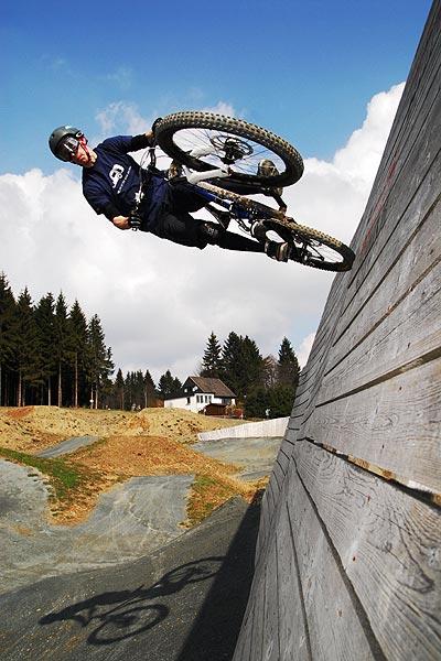 Bikepark Winterberg.  Foto: winterberg.de