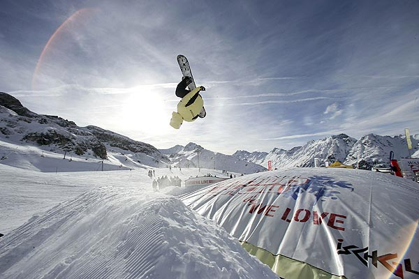 Warsteiner Snow Show.  Foto: Veranstalter