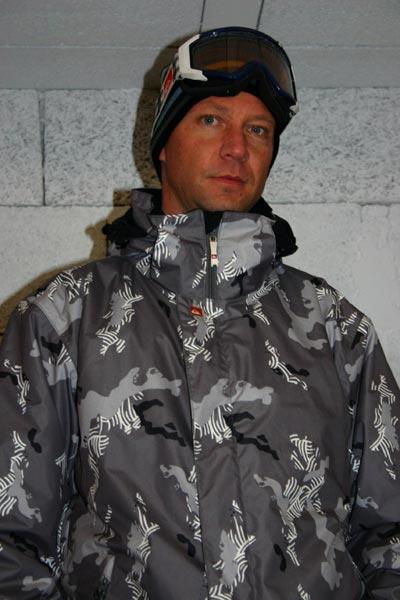 Bernd Egger.  Foto: Veranstalter