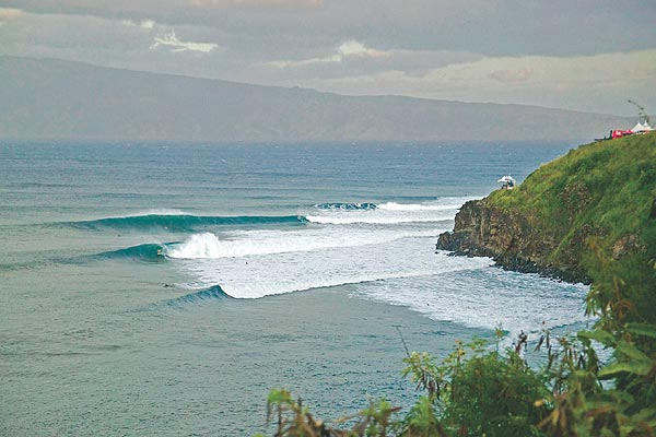 Girls Pro Maui.  Foto: Billabong