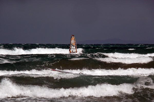 Surf-Story Türkei.  Foto: Ralf Busse